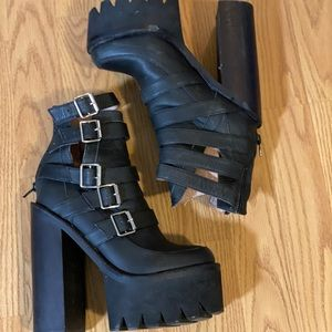 Jeffrey Campbell Xfile Boot